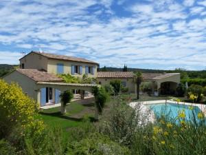 Villa à Rognes