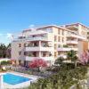 Toits-terrasses neufs dans résidence avec piscine - Marseille 12ième