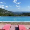 """Property with panoramic view – """"Pays de Fayence"""" (83440- Mons)"""