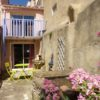 """Set of 2 apartments with private courtyard in an old village house in the heart of """"Ceyreste"""""""