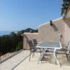Villa vue mer panoramique avec piscine, tennis et calanque en contre bas - Côte d'azur (var)
