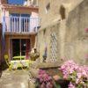 Lot de 2 appartements avec cour privative dans ancienne maison de village en plein cœur de Ceyreste