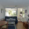 Appartement rénové meublé vue jardin -  Archipel du Frioul
